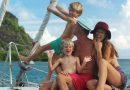 Zamiast na mieszkanie wzięli kredyt na jacht i zamieszkali z dziećmi na Karaibach