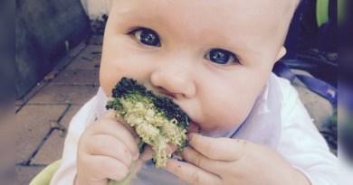Grace – dziecko, które nigdy nie jadło słodyczy… i żyje.  Poznajcie zalety diety jaskiniowców