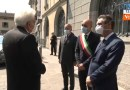 Polski badacz Maciej Tarkowski odznaczony przez prezydenta Włoch