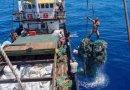 Wyciągnęli z oceanu 103 tony śmieci. Nowy rekord