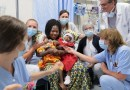 Sukces włoskiej chirurgii, lekarzom udało się rozdzielić dwuletnie bliźniaczki syjamskie