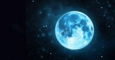 """Wyjątkowa pełnia. Taki """"Niebieski Księżyc"""" pojawi się po raz pierwszy od ponad 70 lat!"""