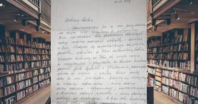 W bibliotece odnaleziono list sprzed 23 lat, od dziadka do wnuczki. Udało się odszukać adresatkę