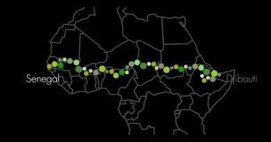 Niesamowity projekt w Afryce. Budują wielki zielony mur… przez cały kontynent