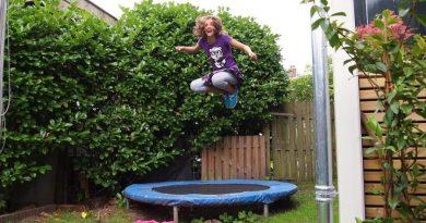 5 korzyści z treningu na trampolinie