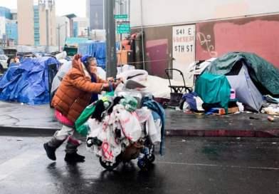 Sposób na bezdomność. Sędzia z Los Angeles inspiruje innych