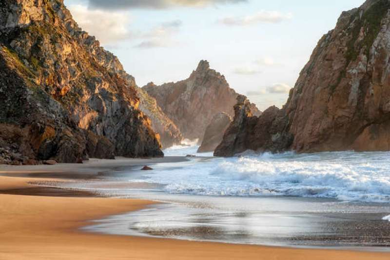 plaże