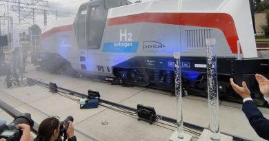 Druga na świecie, pierwsza w Europie – Polska zaprezentowała lokomotywę na wodór
