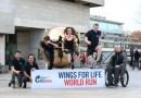 Wings for Life także w Polsce! Bieg dla tych, co nie mogą.