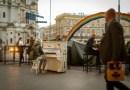 Ogólnodostępne pianina stanęły na warszawskich ulicach!
