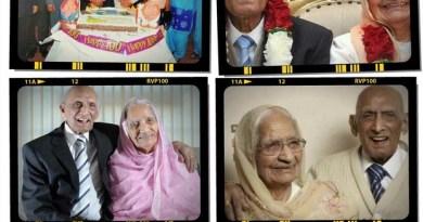 Najstarsi małżonkowie na świecie