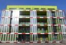 Pierwszy na świecie budynek zasilany glonami. Jego fasada żyje