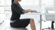 Зарядка на сидячей работе или фитнес на стуле