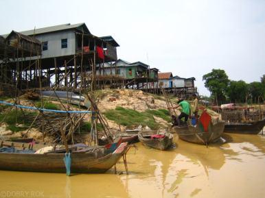 Kampong Khleang foto mario