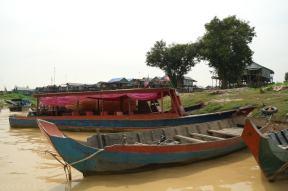 Kampong Khleang wioska na palach (10)
