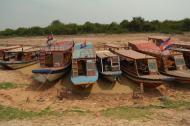 Kampong Khleang wioska na palach (2)