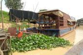 Kampong Khleang wioska na palach (5)