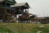 Kampong Khleang wioska na palach (7)