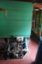 Silnik naszej wodnej maszyny