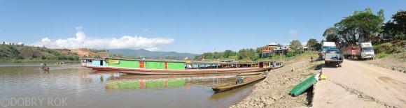 Slow Boat Mekong