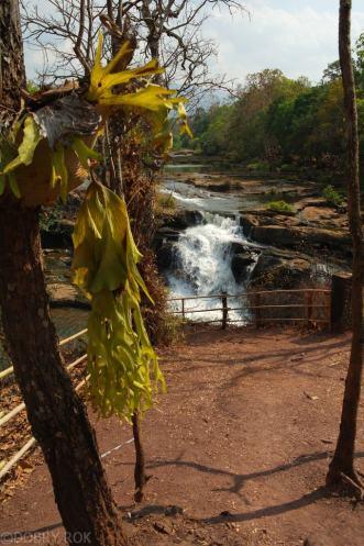 Wodospady dookola Bolaven Plateau w Losie (5)