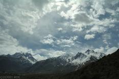 Niebo nad Himalajami