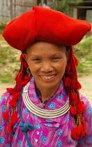 Gorskie plemiona zamieszkujace okolice Sapa Wietnam (7)