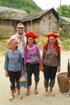 Gorskie plemiona zamieszkujace okolice Sapa Wietnam (9)