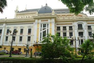 Kolonialne zabytki Ha Noi (1)
