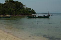 Miejscowi rybacy