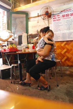 Nasz ulubiona knajpka w Hanoi