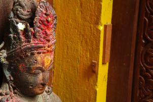 Patan i okolice Durbar Square (1)