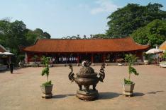 Swiatynia literatury w Ha Noi (7)