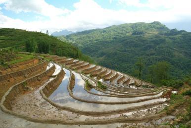 Tarasy ryzowe wokol Sapy Wietnam (36)