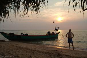 Zachod slonca na Rabbit Island_Kambodza (1)