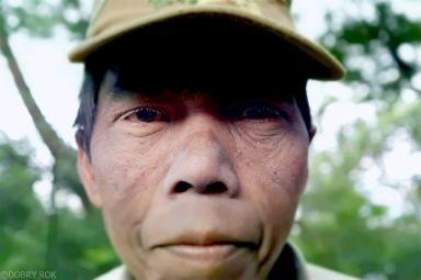 Gornik z Ijen Jawa Indonezja