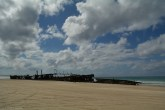 Wrak na Fraser Island (1)