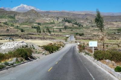 Droga do Kanionu Colca (3)