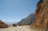 Droga do Kanionu Colca (5)