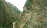 Droga na Machu Picchu przez Santa Teresa (2)