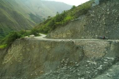 Droga na Machu Picchu przez Santa Teresa (5)