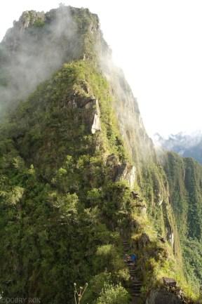 Gora Wayna Picchu z widokiem na Machi Picchu (7)