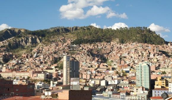 La Paz miasto (3)
