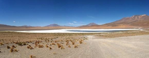 Laguna na pustyni w Boliwii (3)