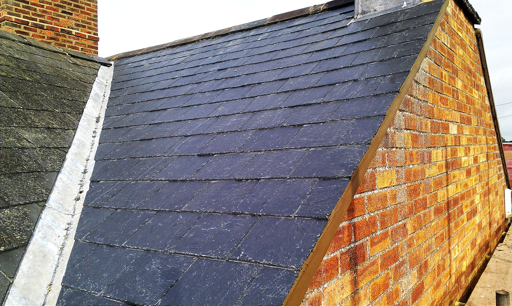 Natural Slate Roof Ds766 Dobson Amp Son Ltd