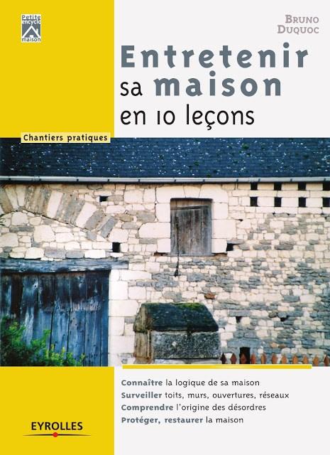 Duquoc Bruno - Entretenir sa maison en 10 leáons.pdf