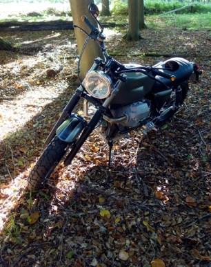 Moto Guzzi Scrambler 950 by Doc Jensen