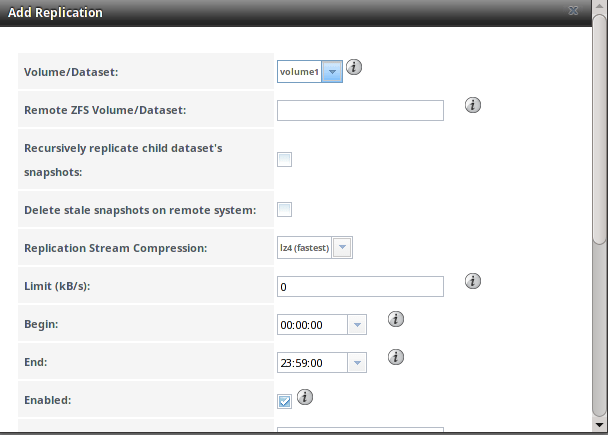 8. Storage — FreeNAS User Guide 9.3 Table of Contents