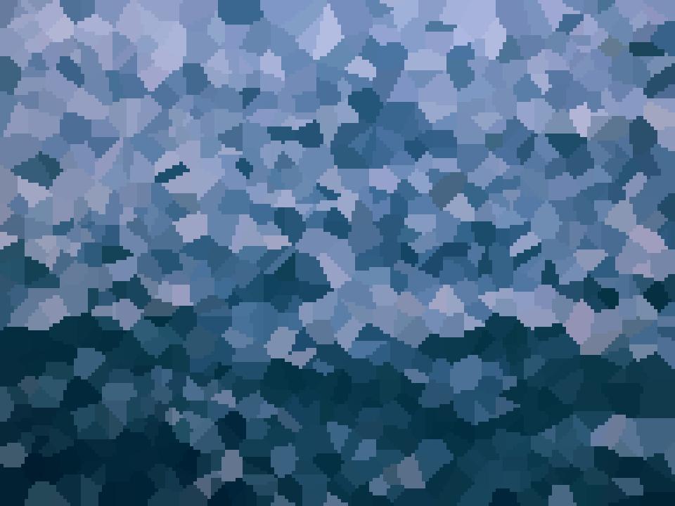 MA In Computational Arts Blog › Generative Voronoi Diagram