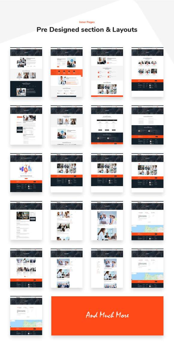 Kenray –Consulting Business WordPress Theme for digital marketing